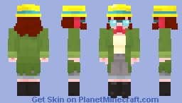 Betty Grof  ~  Magic Ma'am Minecraft Skin