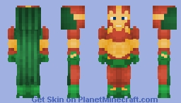 Mister Miracle - Classic || Justice Craft Skin Minecraft Skin
