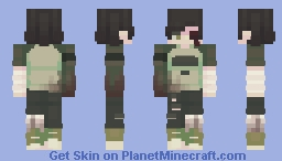 How can I Rest In Peace If I'm Burried By A Highway? Minecraft Skin
