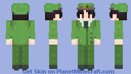 Dendritic Cell - CaW Series 1/?? (Part Two) Minecraft Skin
