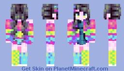 Candy Minecraft Skin