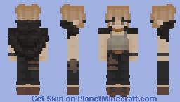 nihachu (2/2) Minecraft Skin