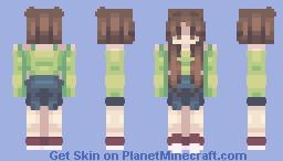 s t a y Minecraft Skin