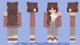 secrets Minecraft Skin