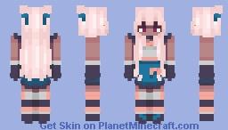 Eternity Minecraft Skin