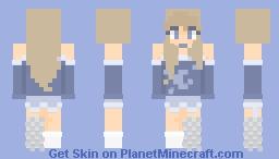 .*+~☽  JessaMoon ~ Fan Skin ☾~+*. Minecraft Skin