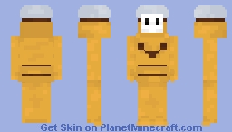 Fall Guy (Bulletkin) - Fall Guys: Ultimate Knockout Minecraft Skin
