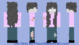 𝓩𝓸𝓶𝓫𝓲𝓮 - Halloween! Minecraft Skin