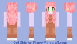 all good things overalls ✨ Minecraft Skin
