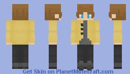 gratified granola fan skin Minecraft Skin