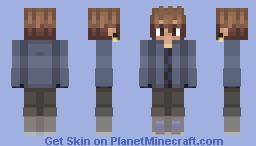 Quentin 2 Minecraft Skin