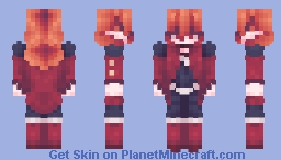 oh no! anyways- Minecraft Skin