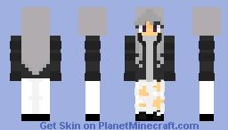 SilverStarsWhisper ~ Fan Skin Minecraft Skin