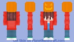 Trick or Treat! Minecraft Skin
