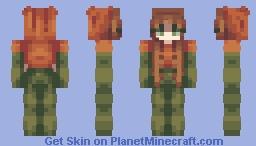 p u m p k i n Minecraft Skin