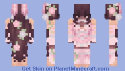 Is it necessary? detachment is scary.. ♡ Minecraft Skin
