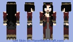 Je Vous Promets.. Minecraft Skin