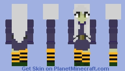 Brewing Potions ~ Minecraft Skin