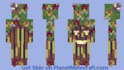 Fall Colors - Skintober 2020 Day 2 Minecraft Skin