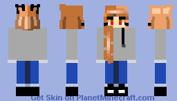 (Spooktober) Autumn is here (full skin) UwU Minecraft Skin