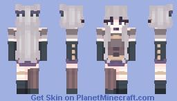 Audio Minecraft Skin
