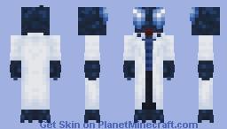 Teleportation Mishaps - Merry Spoopmas #5 Minecraft Skin