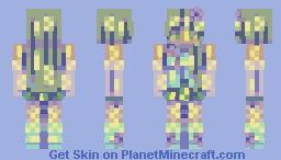 Reflection of Yesterday Minecraft Skin
