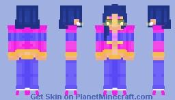{valentine} Disco Diva! Minecraft Skin