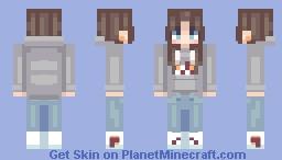 rayray Minecraft Skin