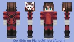 Grrimgarr [ A skin for a friend! ] Minecraft Skin
