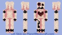 + Voodoo Doll - SKINTOBER + Minecraft Skin