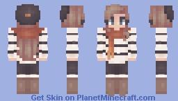 𝓟𝔁𝓶𝓴𝓲𝓷 𝓢𝓹𝓲𝓬𝓮 🍁 Minecraft Skin