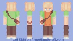 will solace :) Minecraft Skin