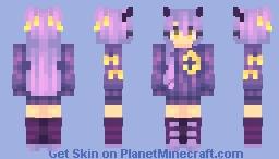 Happy Birthday Rosie!~ [FS] Minecraft Skin