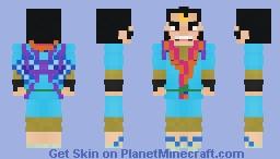 Raizo [One Piece] Minecraft Skin