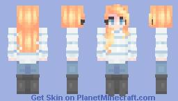 why so saltay Minecraft Skin