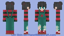 t0rnpetalz' strawberrie bean Minecraft Skin