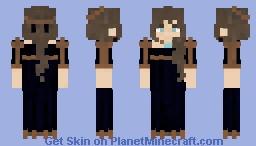 𝕆𝕔𝕖𝕒𝕟 𝔹𝕝𝕦𝕖 || 𝕃𝕆𝕋ℂ Minecraft Skin