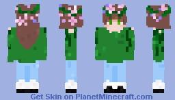 Teruko Minecraft Skin