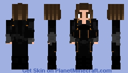 Quake (Marvel) Minecraft Skin