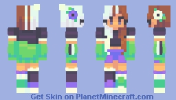 i don't love you Minecraft Skin