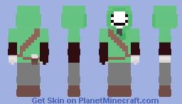 Dream (Sad Ist Dream Edition) Minecraft Skin