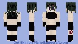 Envy [Fullmetal Alchemist] Minecraft Skin