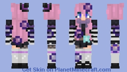 LDshadowlady Witch Coven - Potions Master edition Minecraft Skin