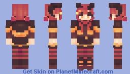 - ╫ - 𝓢𝓹𝓻𝓸𝓬𝓴𝓮𝓽𝓼 & 𝓢𝓹𝓻𝓲𝓷𝓰𝓼 ╒ -(𝓡𝓒𝓔) Minecraft Skin