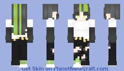 - ☢ ℳ𝑜𝓇𝒷𝒾𝒹 𝒯𝑜𝓍𝒾𝒸𝒾𝓉𝓎 ☣ - Minecraft Skin