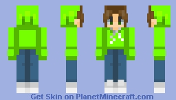 Jelly 2.0 Minecraft Skin
