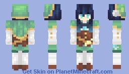 Venti~ Minecraft Skin