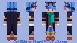 DanTDM ( The Diamond  Minecart ) Minecraft Skin