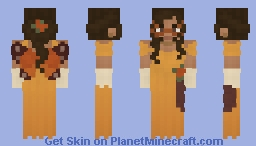 Butterfly Masquerade 2 | [Free to Use] Minecraft Skin